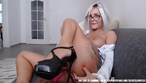 European Beauty Webcam Erotic Show