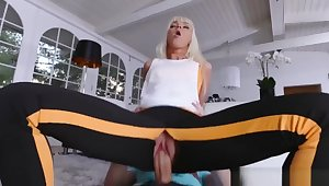 Step Mom Humiliates Ally's Daughter Xxx Stretching Your Step