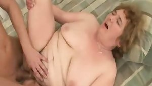 I WANNA SPERM INSIDE YOUR GRANDMA Hot Porn Video